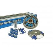 Variateur Polini Super Speed 9 Roller Minarelli Verticaal