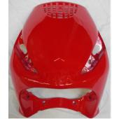 Voorscherm Piaggio Zip Rood Origineel Model