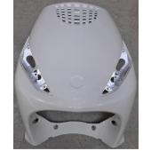 Voorscherm Piaggio Zip Wit Origineel Model
