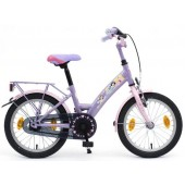 "Kinderfiets 18"" Princess Girls Roze"